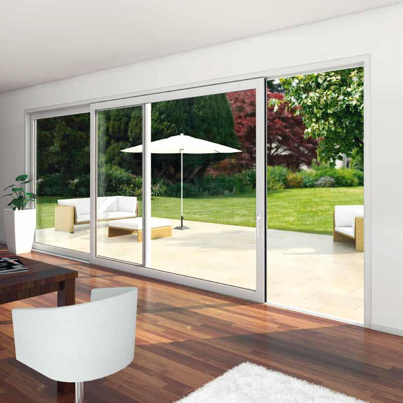 Porte e finestre in pvc roma cla di spartaco fabiani - Porte e finestre in pvc ...
